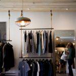 Regal sklepowy odzieżowy NUT 16